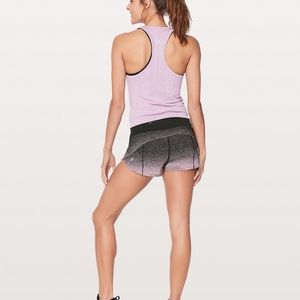 "Lululemon Speed Up Short *2.5"" in Ombre Speckle"